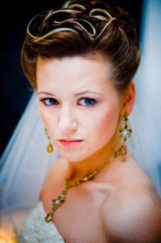 Картинка Свадебный макияж
