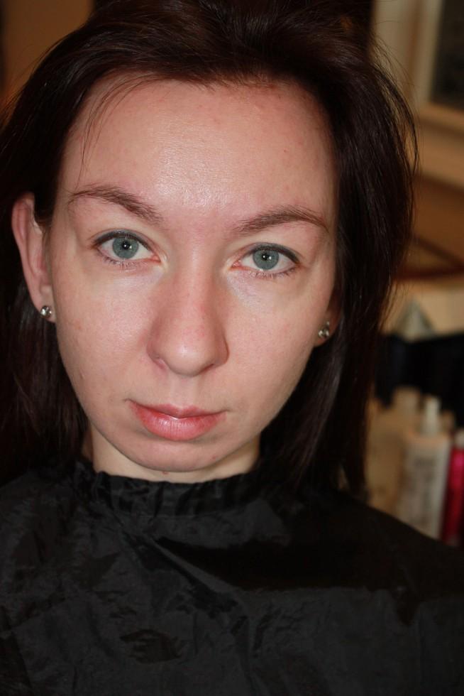 Свадебная прическа на короткие волосы До
